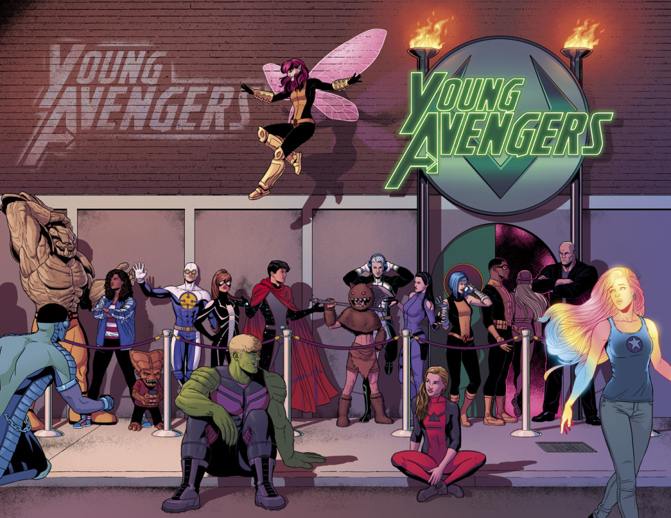 "The New ""Young Avengers"": The Hipster Loki Show?"