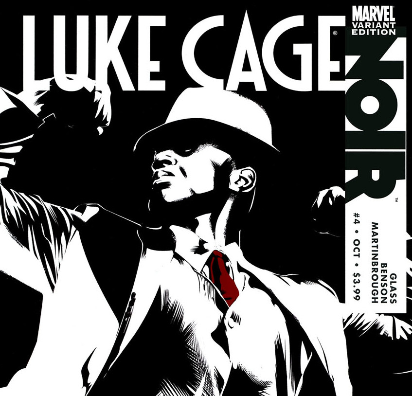 """Luke Cage: Noir"" Packs a Punch"