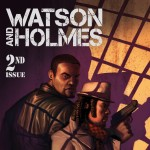 Watson and Holmes Scour the Streets of Harlem