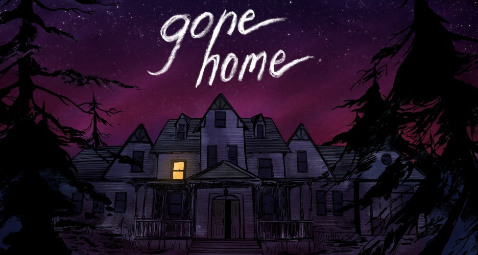 "Discover Your Past in ""Gone Home"""
