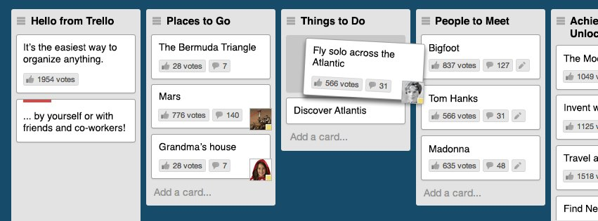 Organize Your Life with This Pinterest-Like Task Manager