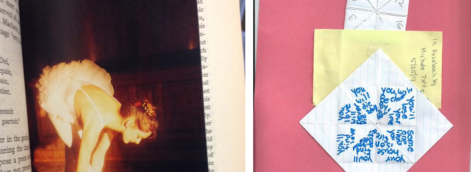 This Tumblr Collects All the Embarrassing Bookmarks You Left in Your Library Books