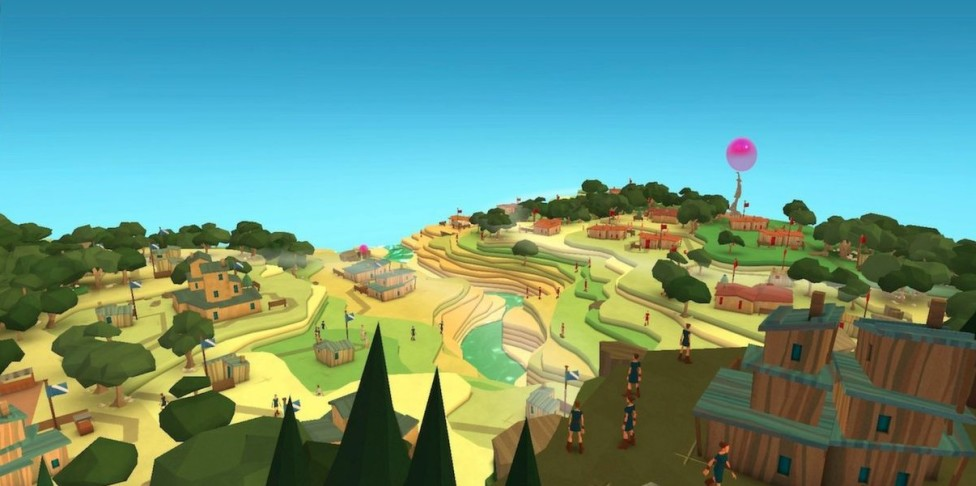 """Godus,"" the Latest God Game from Peter Molyneux"