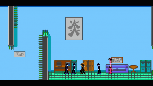 Like Cowboy Bebop? Meet Samurai Bebop: The Game