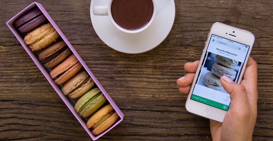 Put All Your Useless Instagram Photos of Food to Good Use with Foodspotting