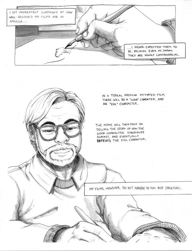 The Philosophy of Hayao Miyazaki