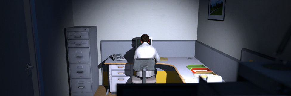 "The Latest, Greatest First-Person Exploration: ""The Stanley Parable"""