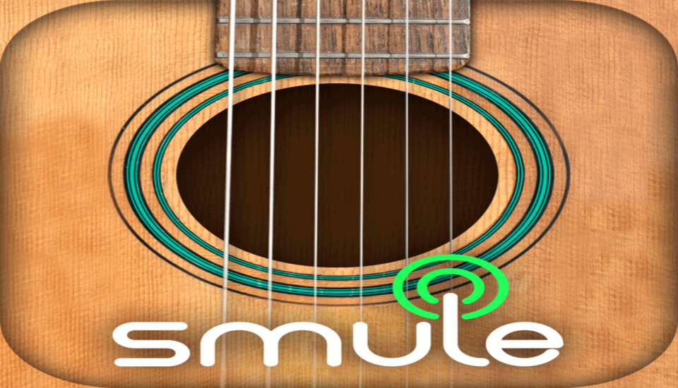 Smule is Like Guitar Hero for Smartphones