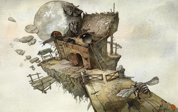 Artist Spotlight: Yury Laptev