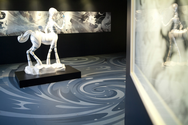 Beijing Artist Kokomoo's Stunning Sculpture and 3D Animation Project