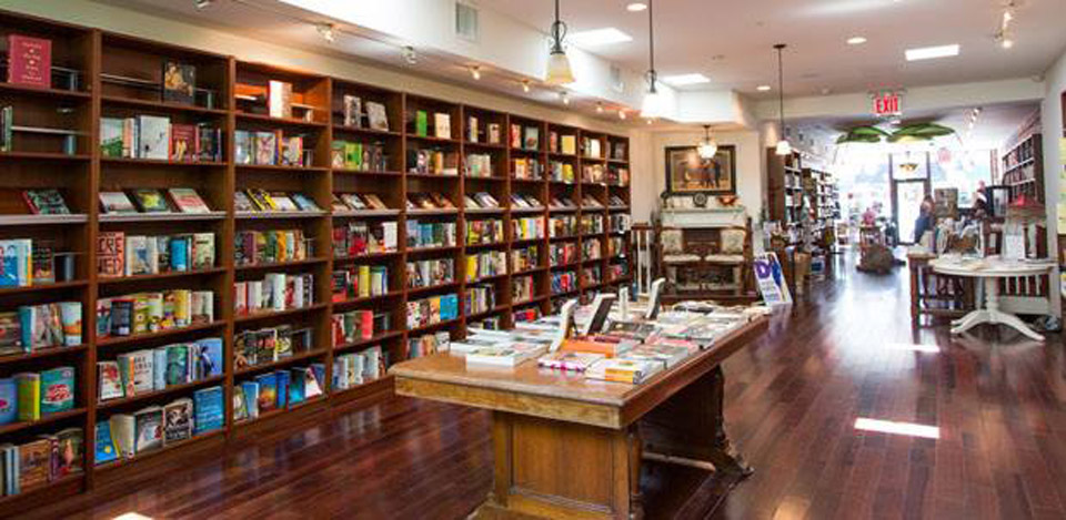 Curl Up With a Good Book and a Cup of Coffee at Brooklyn's Boulevard Books!