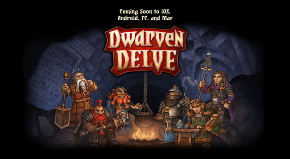 "Game to Fund: ""Dwarven Delve"" Needs Help Getting Off the Ground"