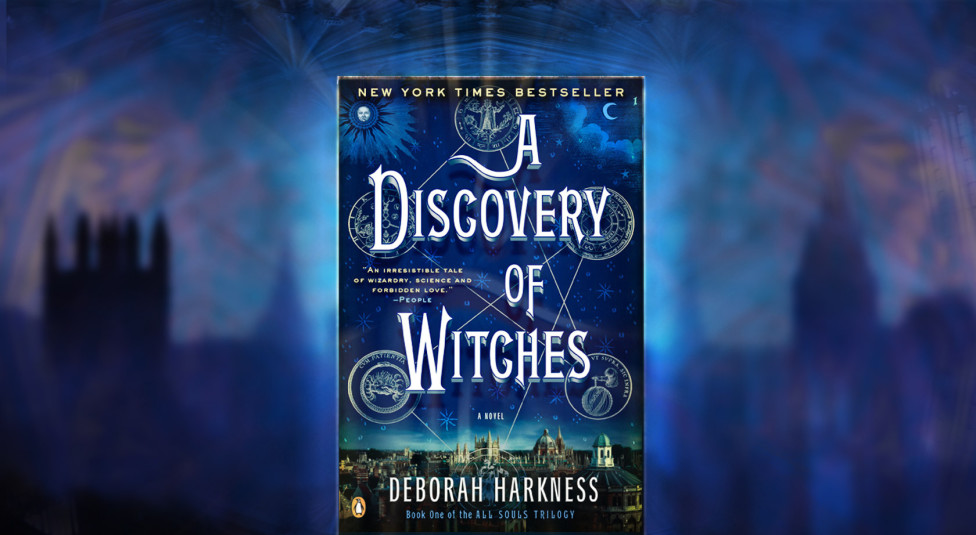 """A Discovery of Witches"" Gives Readers a Butt-Kicking Witch Heroine Who Doesn't Adhere to the Usual Stereotypes"
