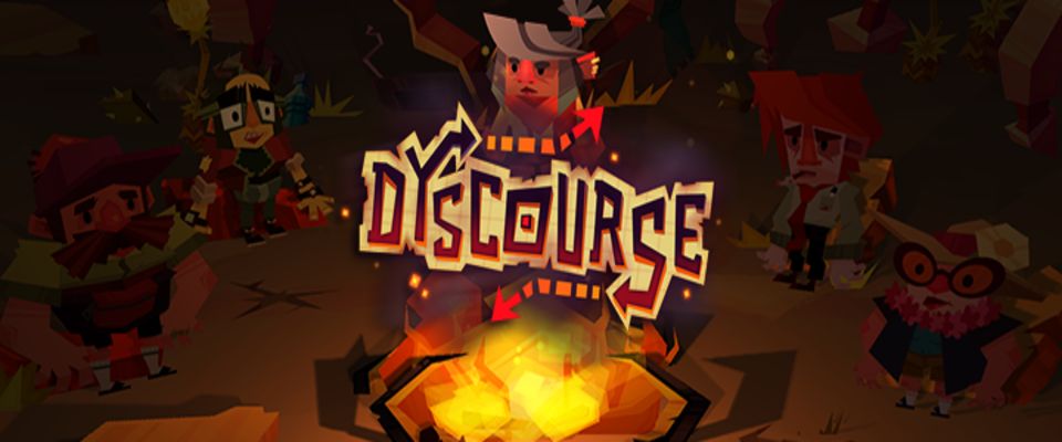 "The Walking Dead Meets Lord of the Flies in Survival Game ""Dyscourse"""
