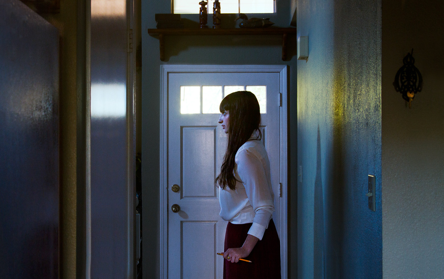 """Between the Quiet, a Photo Series Inspired by Chan-Wook Park's """"Stoker"""""""