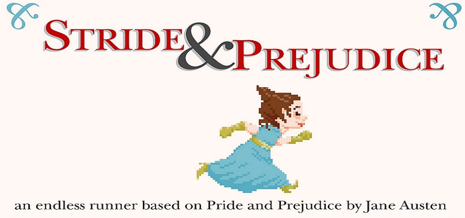 Play 8-Bit Elizabeth Bennett in New Endless Runner 'Stride and Prejudice'