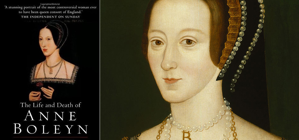 "Eric Ives's ""The Life and Death of Anne Boleyn"""
