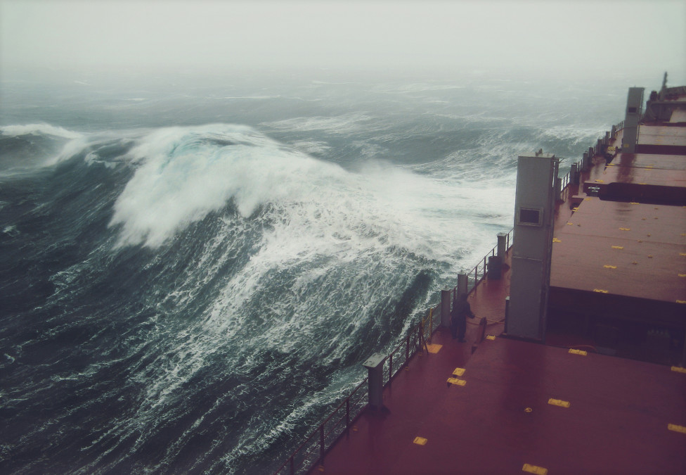 The Surprising Beauty of Cargo Ships