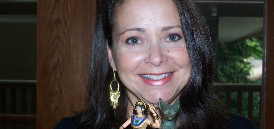 Author Spotlight: Vicky Alvear Shecter