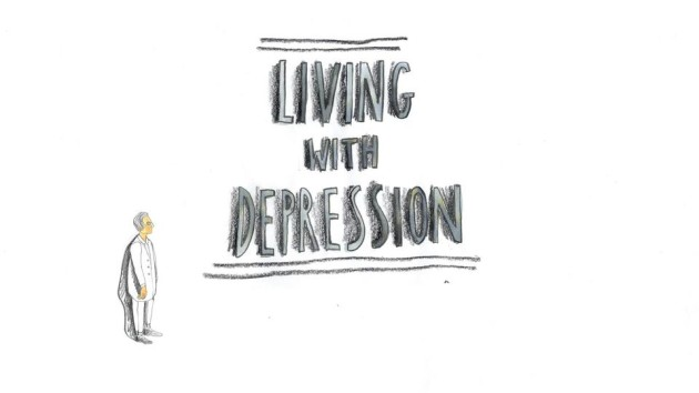 A Short Animated Video About Living with Depression
