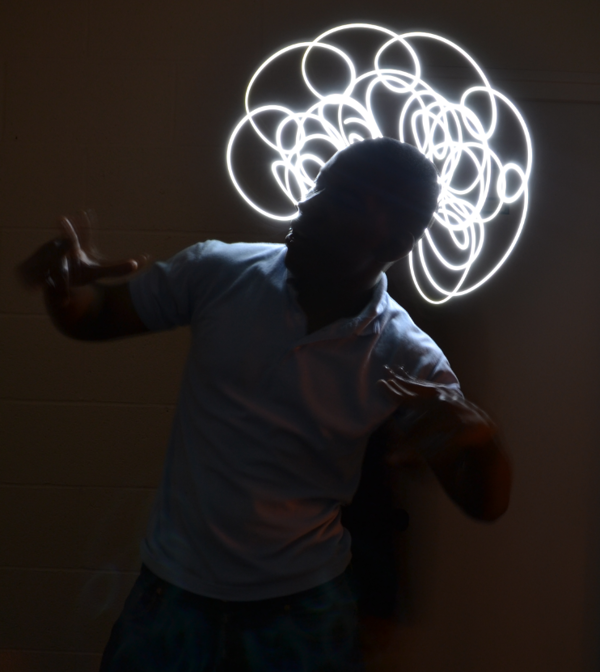 Fun with Light Painting