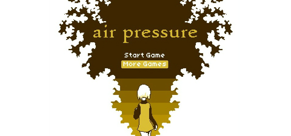 "Love, Loss and Depression Collide in Visual Novel ""Air Pressure"""