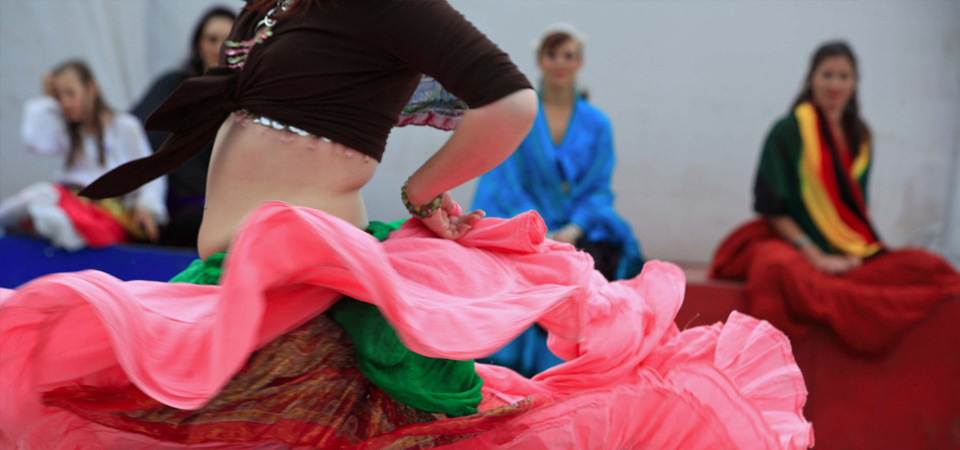 """Beyond The Veil"" Explores the Healing Power (and Misconceptions) of Belly Dance"