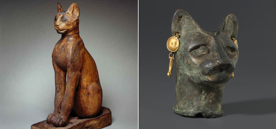 Divine Felines: Cats of Ancient Egypt
