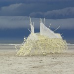 Meet the Strandbeests: Amazingly Life-Like Wind-Driven Machines