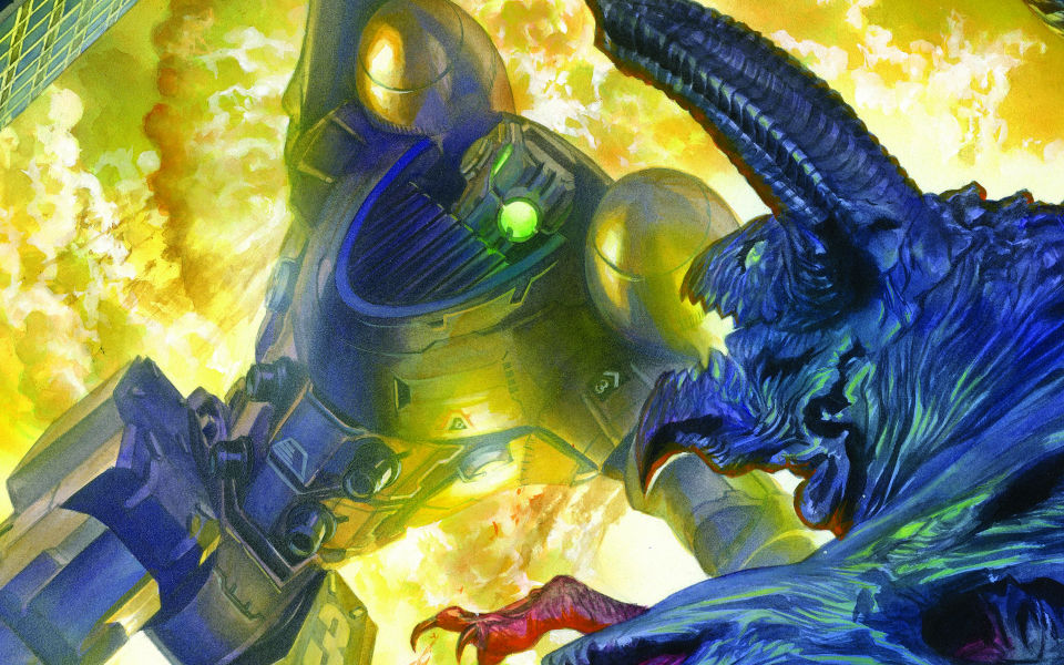 """""""Pacific Rim: Tales From Year Zero,"""" an Illustrated Prequel to the Hit Film"""