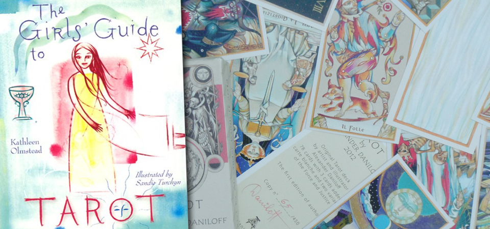 "Get a Glimpse of Your Future With ""The Girls' Guide to Tarot"""