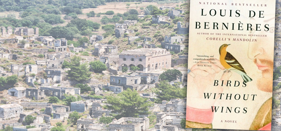 """Birds Without Wings"" Gives Readers a Heartbreaking Peek into Turkey During WWI"
