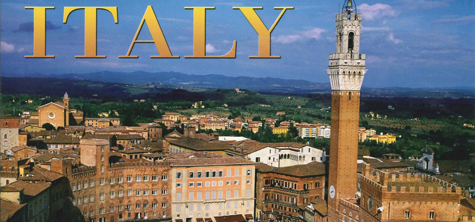 "Photography Book ""Italy!"" Is a Gorgeous Look at the Country and its Cathedrals"