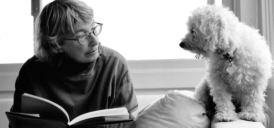 Author Spotlight: Mary Oliver