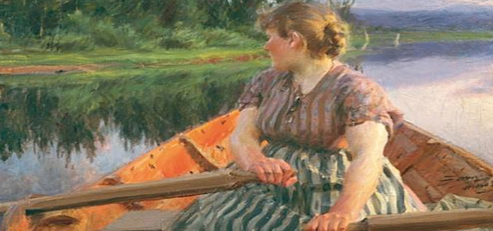Stunning Watercolor Art by Anders Zorn