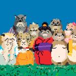 Studio Ghibli Gets an 8-bit Makeover