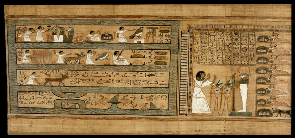 The Egyptian Book of the Dead: A Pre-Historic How-To Guide to the Afterlife