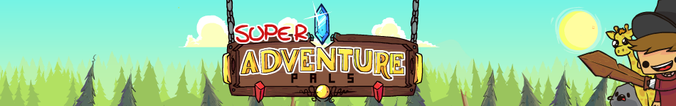 Super Adventure Pals: The Story of a Boy and his Pet Rock
