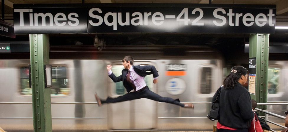 """""""Dancers Among Us,"""" a Photography Book Featuring Dancers in Mid-Motion"""