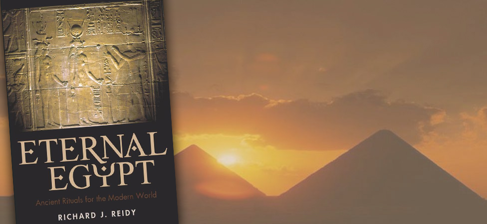 """Eternal Egypt"" Is an Ancient Spiritual How-To Guide for History Buffs"