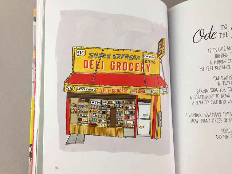 Hello NY: A Guidebook Graphic Novel About New York City