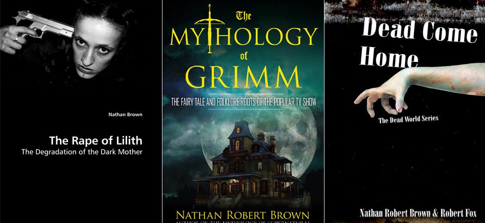 Author Spotlight: Nathan Robert Brown