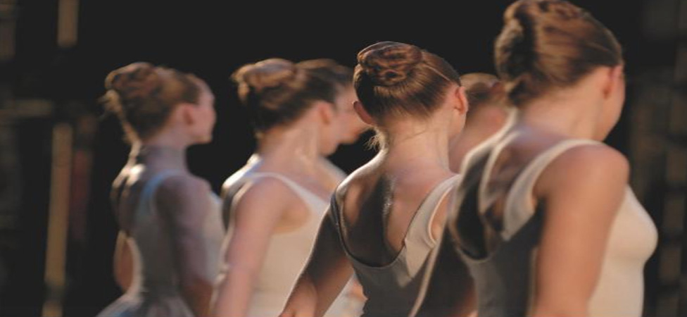 In the Wings: Behind the Scenes at the New York City Ballet