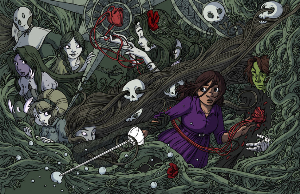 """""""Namesake"""" Unveils the Dark Truths Behind Fairy Tales and Their Heroes"""
