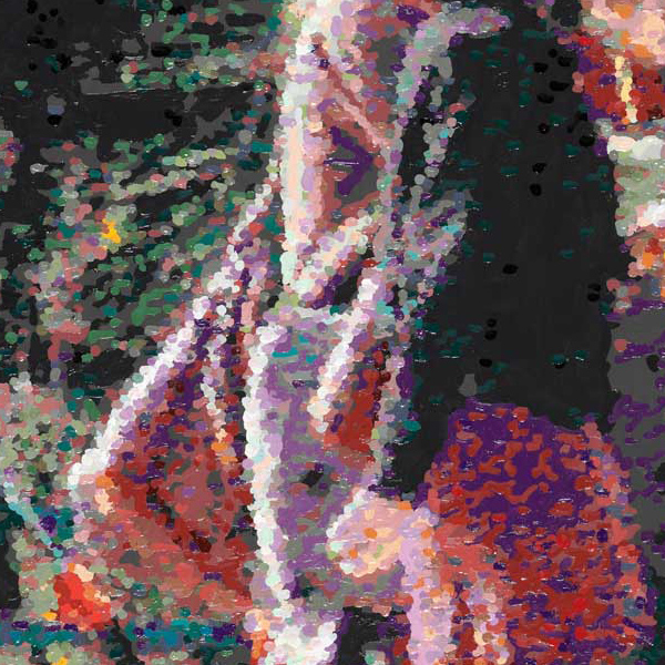 Römer + Römer's Impressionistic Pixel Art