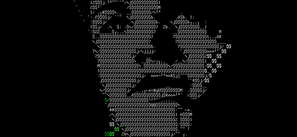 Browse a 20-Year Archive of Retro ANSI/ASCII Art