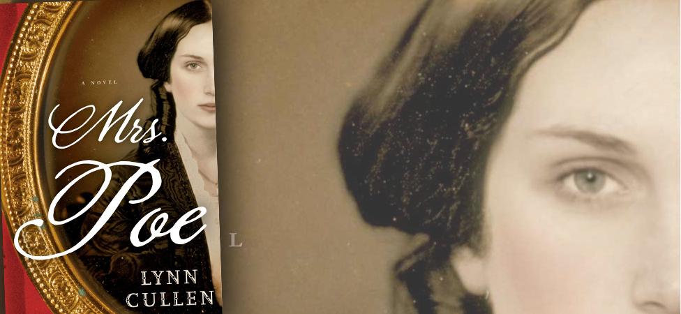 """""""Mrs. Poe"""" by Lynn Cullen"""