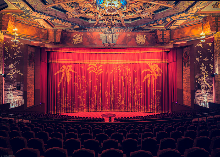 "The Beauty of Old Hollywood Comes to Life in Photography Series ""Cinema"""