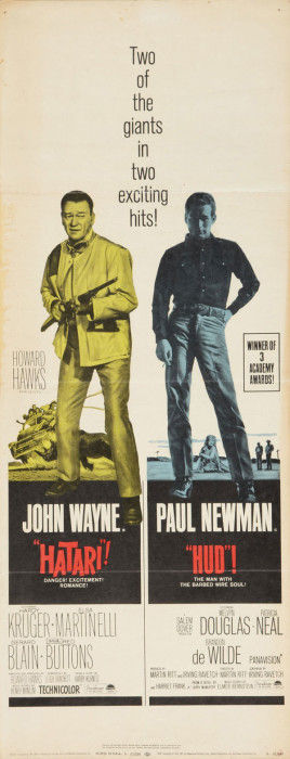 A Look Back at Vintage Double-Feature Combo Posters