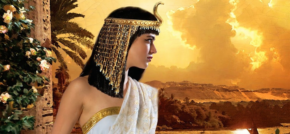 "Walk Beside Egypt's First Female Pharaoh in ""Daughter Of The Gods"""